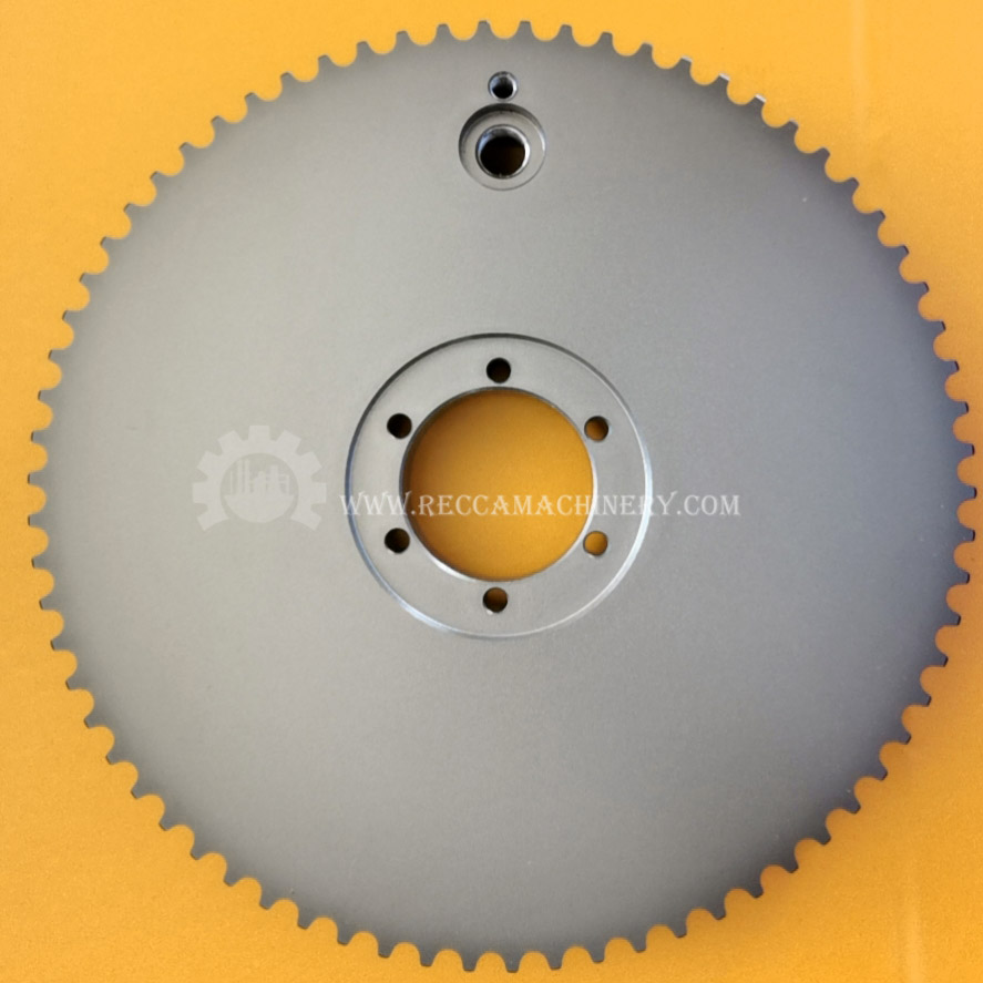 custom gears with bores