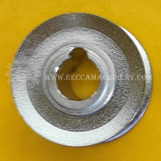 R Bore timing belt pulley